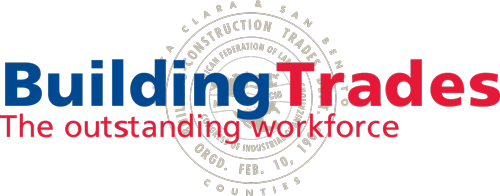 Santa Clara & San Benito Counties Building & Construction Trades Council logo