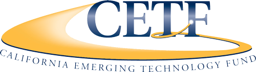California Emerging Technology Fund (CETF) logo