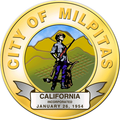 city of Milpitas seal