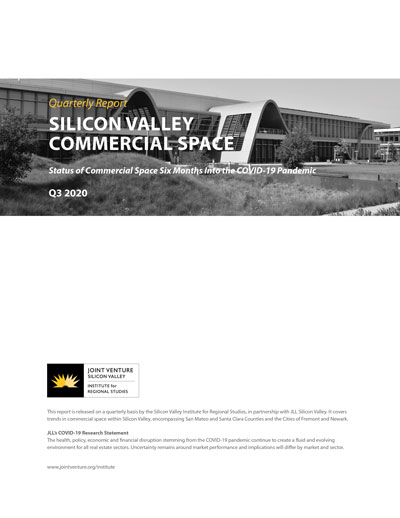 Commercial Space 2020 Q3 report cover