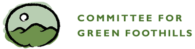 Committee for Green Foothills logo