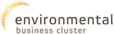 Environmental Business Cluster logo