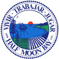 city of Half Moon Bay logo