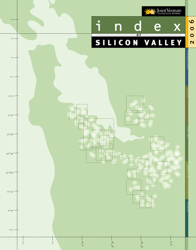 2006 Silicon Valley Index cover