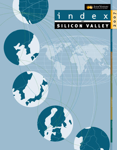 2007 Silicon Valley Index cover
