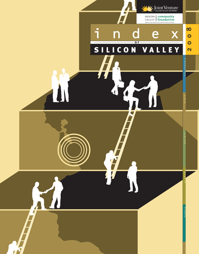 2008 Silicon Valley Index cover