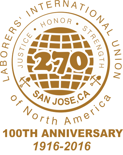 Local Union 270 logo