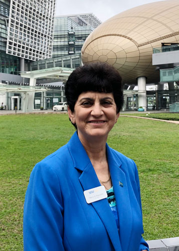 Mary Papazian