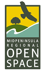 Midpeninsula Open Space logo