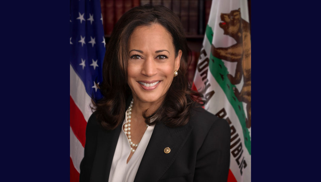 Kamala Harris headshot