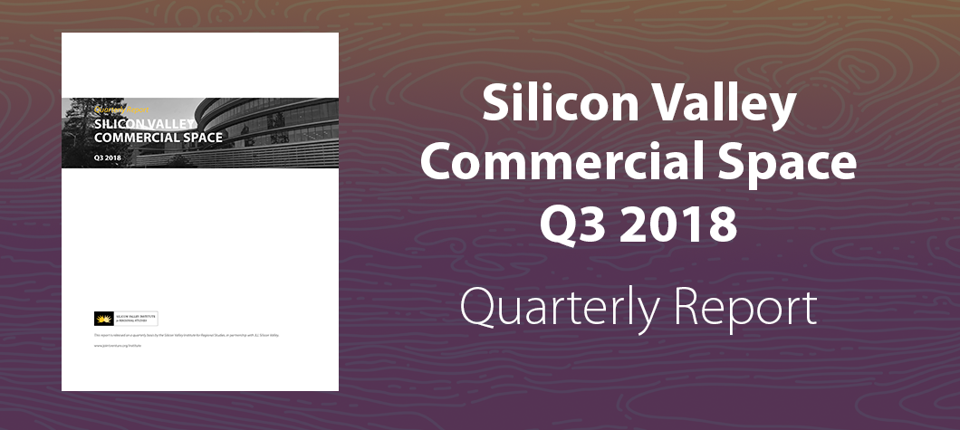Commercial Space Q3 2018 report cover