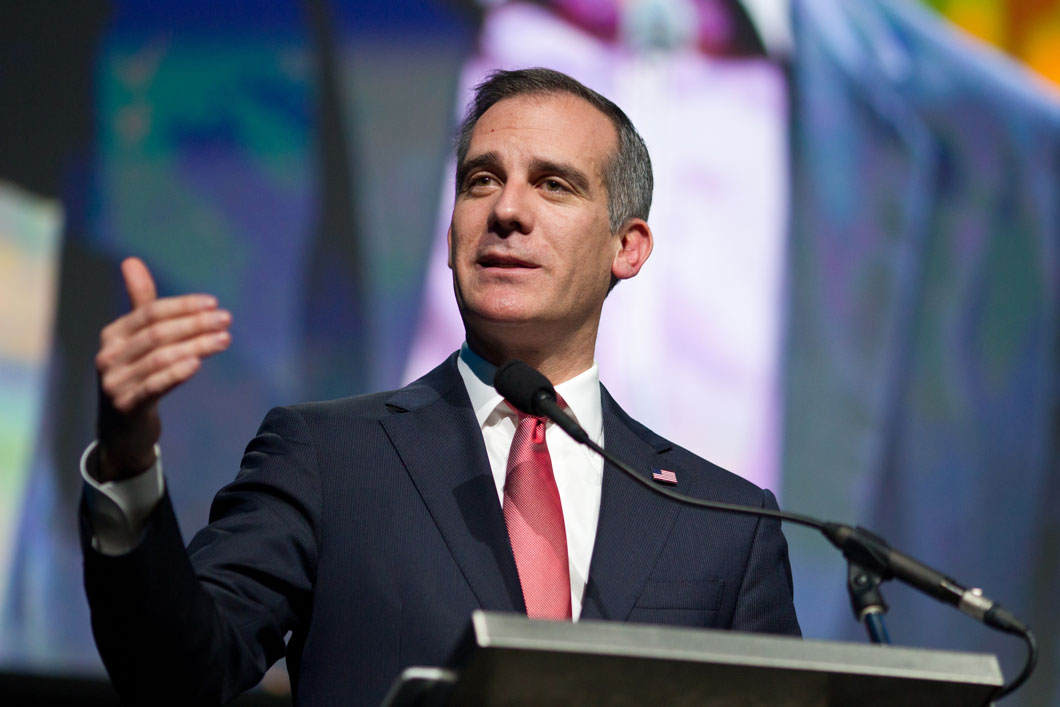 Mayor Eric Garcetti on lessons learned from Los Angeles