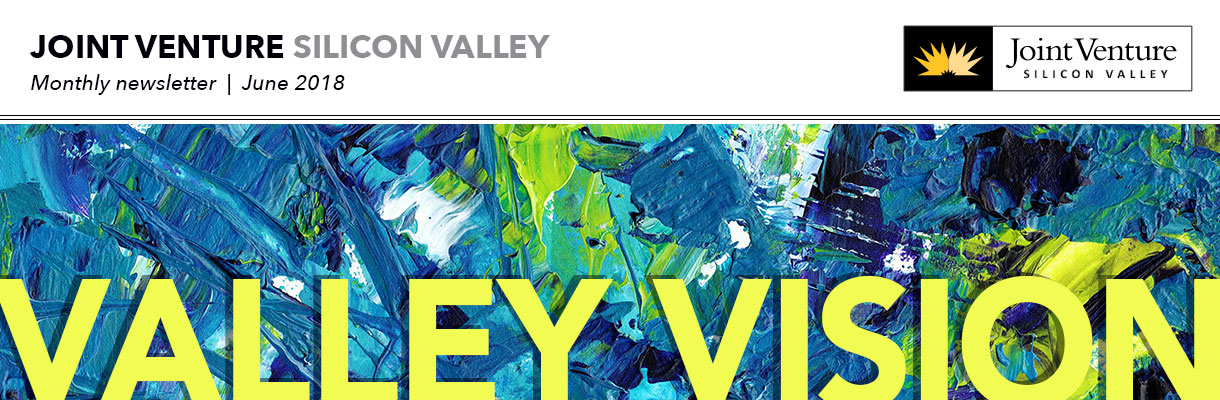 Valley Vision - Joint Venture's Monthly Newsletter