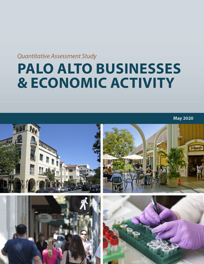 Quantitative Assessment Study: Palo Alto Businesses & Economic Activity (May 2020)