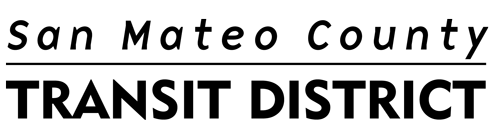 San Mateo County Transit District logo