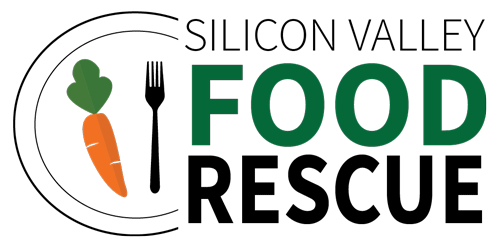 SV Food Rescue green, orange, and black logo