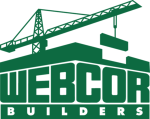 green webcor builders logo